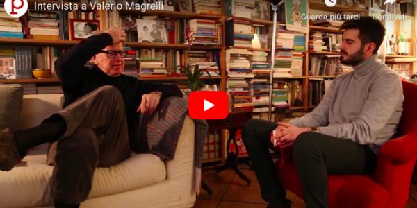 Valerio Magrelli e Giorgio Tranchida (polisemie)